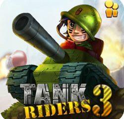 Tank-Riders-3-Android-Logo