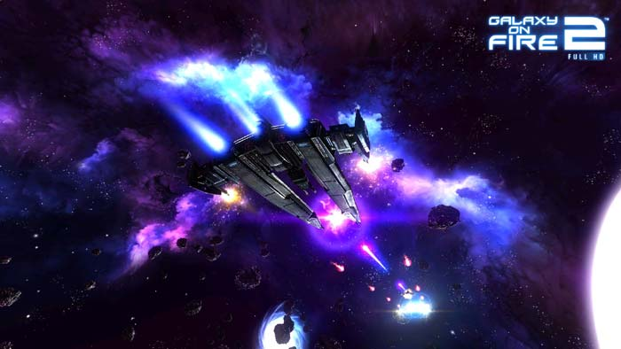 Galaxy on Fire 2 HD Android