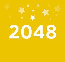2048 by estoty entertainmen android logo