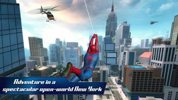 The Amazing Spider Man 2 Apk+Obb v1 2 8d   ONLY4GAMERS