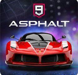 Asphalt 9 Logo Android