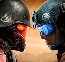 Command & Conquer Rivals Apk Icon