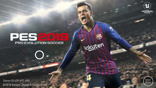 PES 2019 for Android and iOS   ONLY4GAMERS