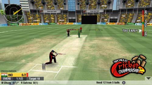 Download World Cricket Championship 2 Mobile