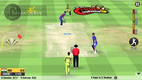 World Cricket Championship 2 Android