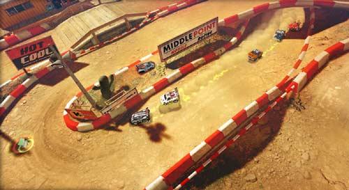 Download Mini Motor Racing Android