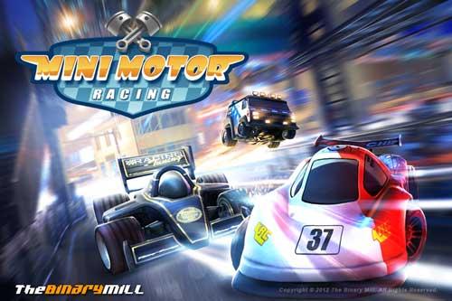 Mini Motor Racing Apk+Obb
