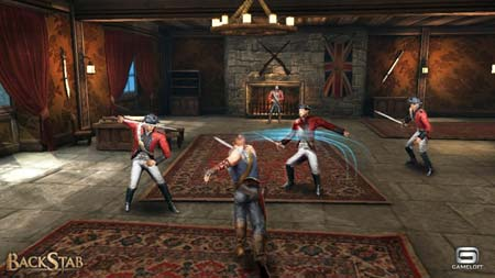 BackStab HD For All Android Devices