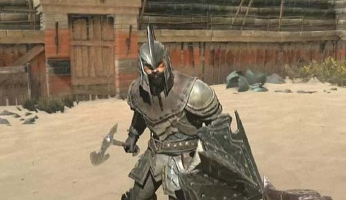The Elder Scrolls Blades Android