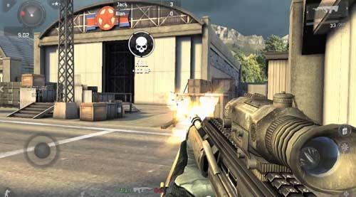 modern combat 3 apk and data download