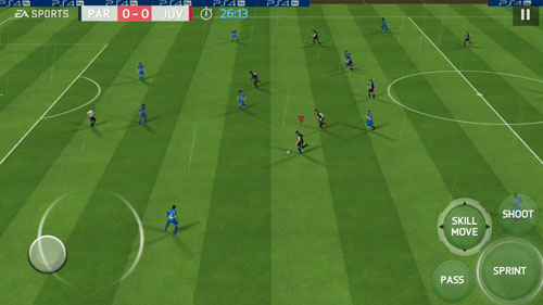 Fifa 14 mod 20 for pc